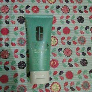 Cleansing mask Clinique