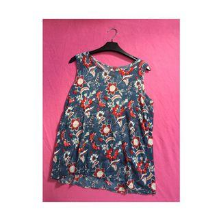 #BAPAU Tank Top Flower