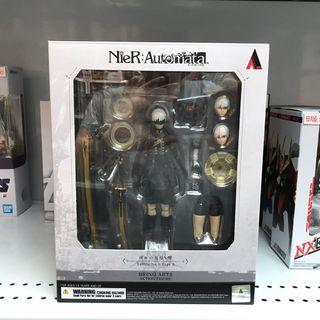 特價 全新 Square Enix Bring Arts NieR Automata YoRHa No 9 Type S Action Figure