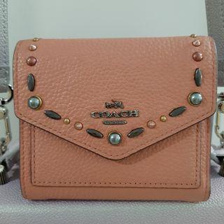 🚚 Authentic coach wallet