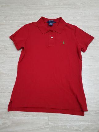 Polo Ralph Lauren 女Polo衫S號