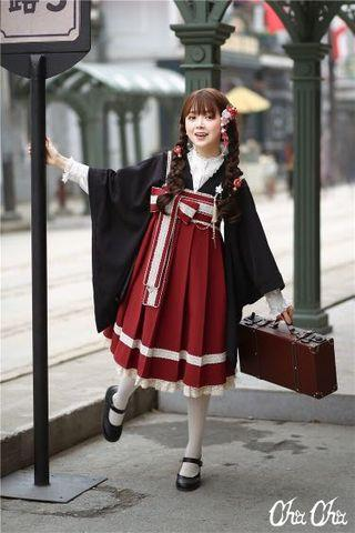 NyaNya 愛與死和風 國牌lolita
