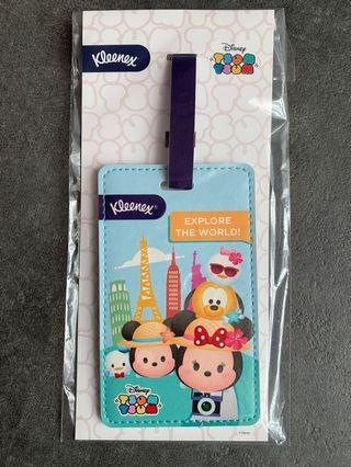 🚚 Disney Tsum Tsum Luggage Tag
