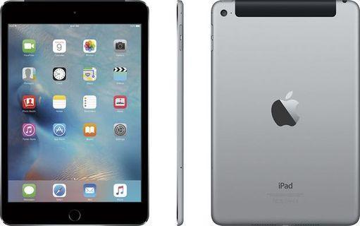 Apple Ipad Mini 4 64gb Space Grey WiFi