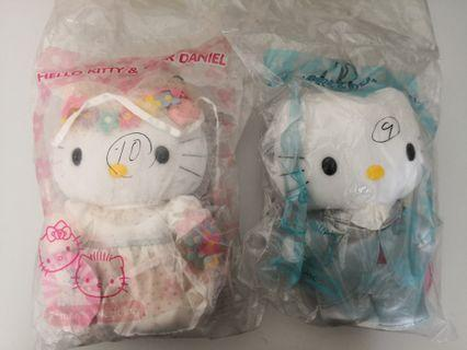 🚚 Hello Kitty - Romantic Wedding (Macdonalds 2000 Edition)