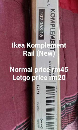 Ikea Komplement Rail