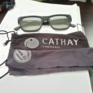 🚚 3D Glasses