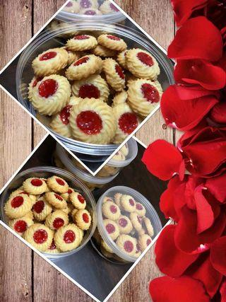 Swiss butter cookies