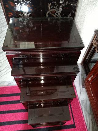 Rosewood Import From Shanghai (Nest Off Table 4pcs)