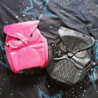 🚚 Cute Owl bag