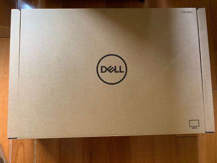 Dell P2419HC螢幕 + AE515m喇叭