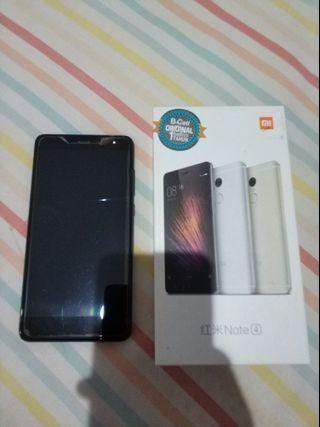 Redmi Note 4 3/64GB Second