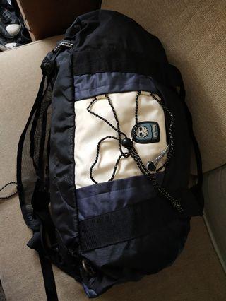 Timberland sports duffle/backpack