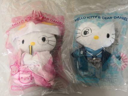 🚚 Hello Kitty - Japanese Wedding (Macdonalds 2000 Edition)