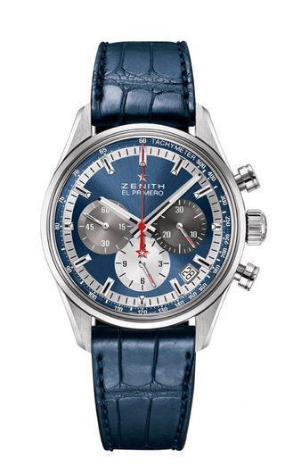[on hold] El Primero 1969 Chronomaster 38mm (rare blue dial)