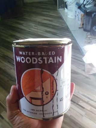 #bapau cet kayu