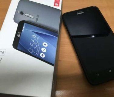 #Bapau Asus Zenfone 2 Ram 4 Gb Silver