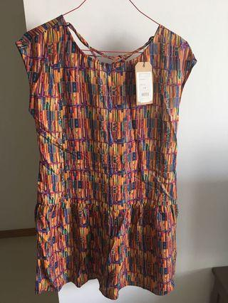 Multicolore dress NEW