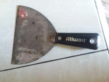 #bapau spatula flat