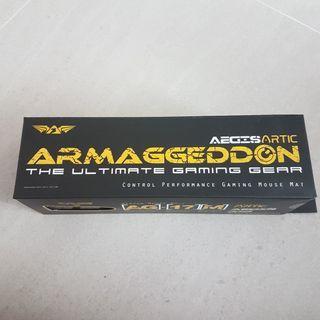 [Brand New] Armaggeddon Aegis:Artic Mouse Pad