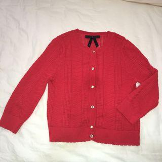 🚚 Lovely Red Cardigan