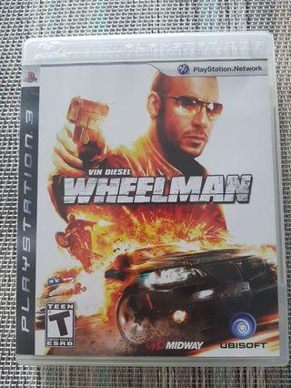 🚚 Wheelman PS3