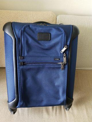Tumi Alpha2 cabin luggage bag