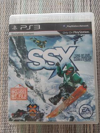 🚚 SSX PS3