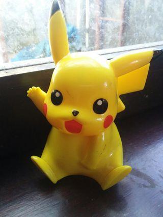 #BAPAU Boneka Pikachu