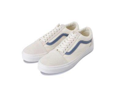 (減價預訂) Vans Old Skool 藍白色