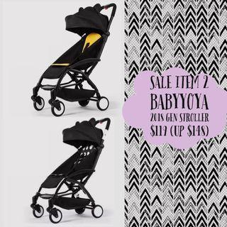 babyyoya 2018 Gen Stroller