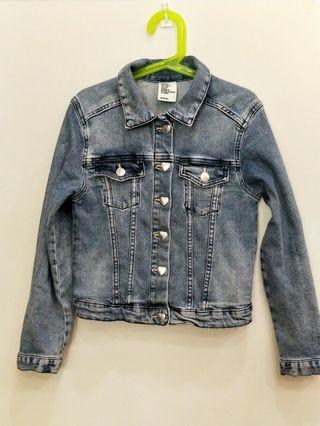 🚚 Kids Denim Jacket