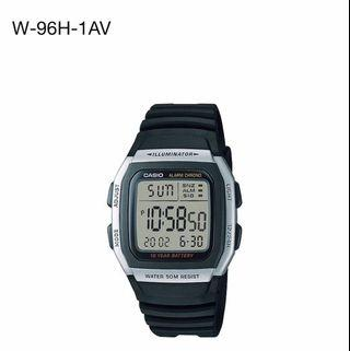 🍎Wholesales price- Original Casio Watch W-96H