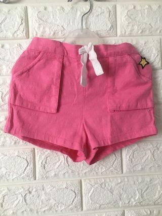 Pink Shorts LIMITED GAPxDVF