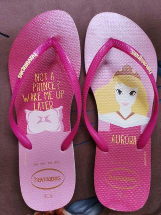 🚚 Havaianas Disney Princess Aurora