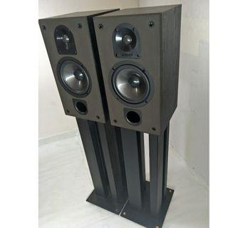 Energy Pro 3.5 Series 2 Ways Bass Reflex Bookshelf Speakers