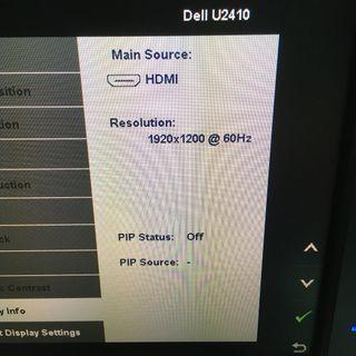 Dell UltraSharp U2410 電腦 顯示器 pc monitor