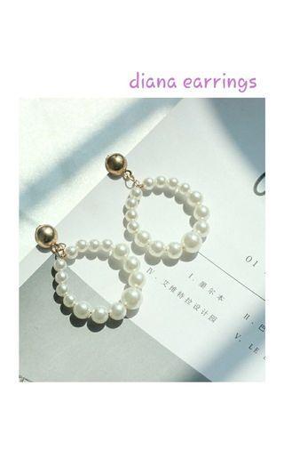 Anting - diana earrings