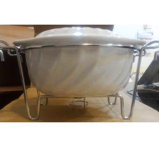 Food Warmer 3L ceramic