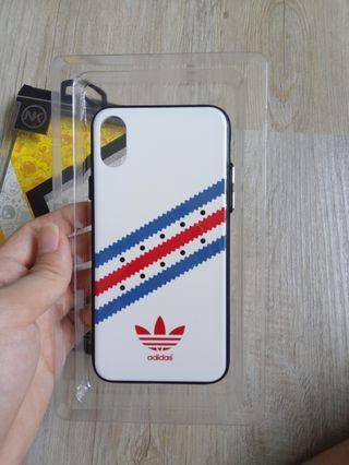 Adidas iphone x and xs case