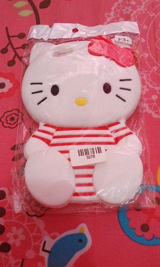 Case oppo F3+ hello kitty