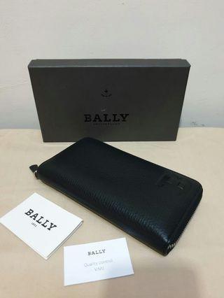 Bally VMI Wallet Original Lengkap