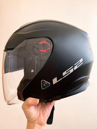 LS2 Infinity 雙鏡片頭盔
