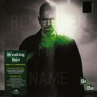 Breaking Bad - Music From The Original Series Record Store Day (Clear Vinyl)