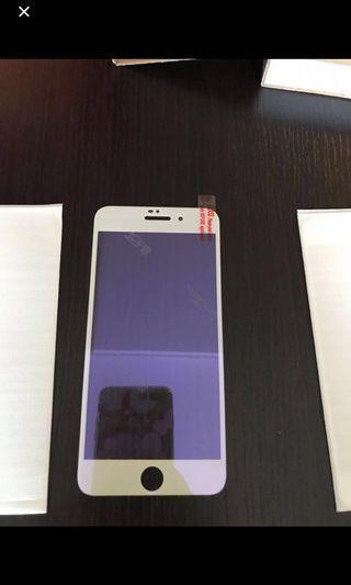 全新 iPhone 7 Plus 鋼化玻璃防藍光保護貼 一張