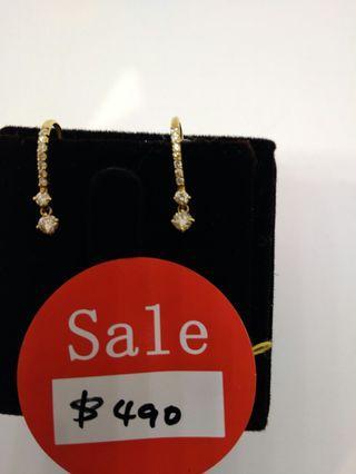 🚚 Diamond Earrings