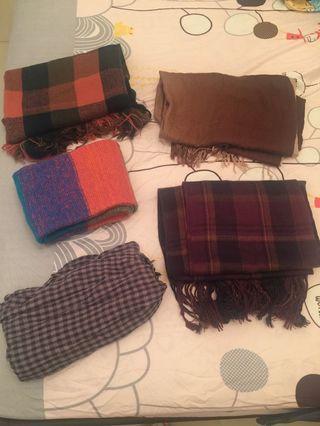🚚 圍巾 全部250