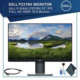 🚚 Dell P Series 23-Inch Screen LED-lit Monitor (P2319H)