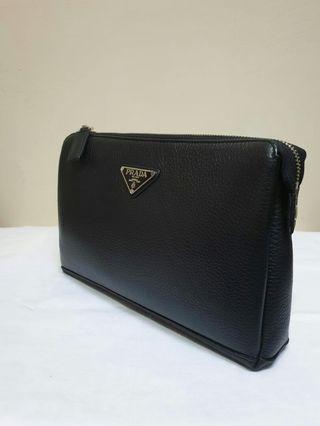 Prada Borsaatracolla Original Hand Bag Lengkap