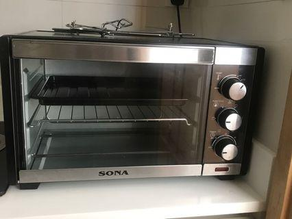 🚚 Electric Oven